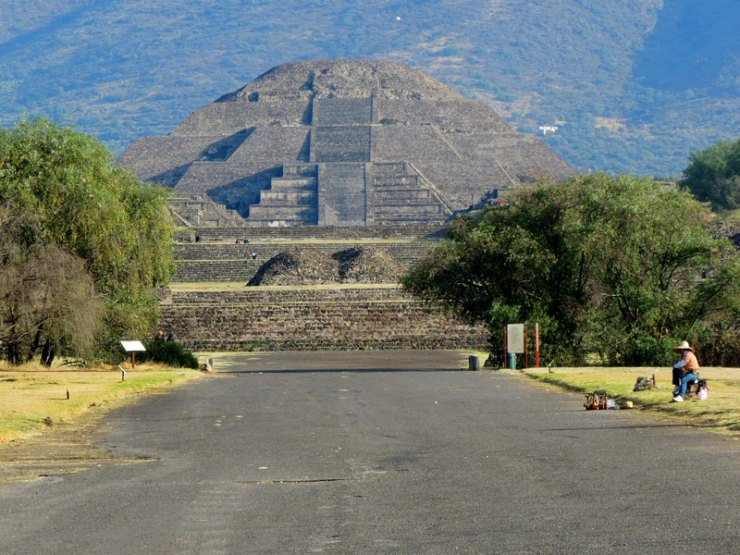 Teotihuacan, México (Foto: Esse Mundo É Nosso)