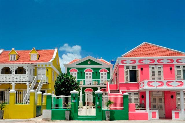 Willemstad, Curaçao (Foto: Divulgação/Curaçao.com)