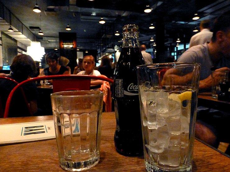 Jamie's Italian em Londres (Foto: Esse Mundo é Nosso)