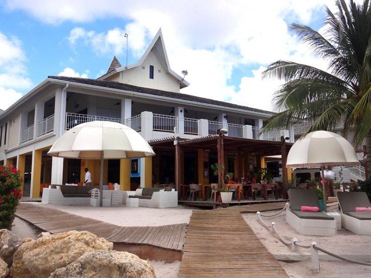 Onde comer em Curaçao - Zest Mediterranean (Foto: Esse Mundo É Nosso)