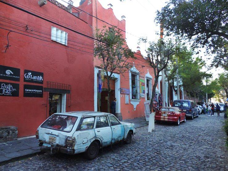 San Ángel, Cidade do México (Foto: Esse Mundo É Nosso)