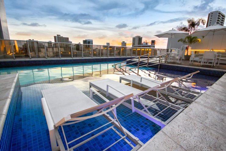 Dica de hotel em Recife: Courtyard by Marriott (Foto: Divulgação)