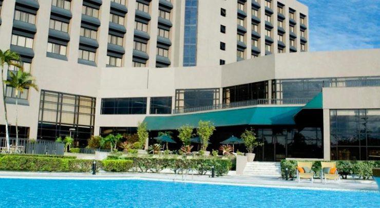 Hotel perto do aeroporto de Guarulhos: Marriott Sao Paulo Airport (Foto: Divulgação)
