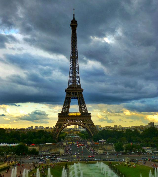 Torre Eiffel, Paris (Foto: Esse Mundo É Nosso)
