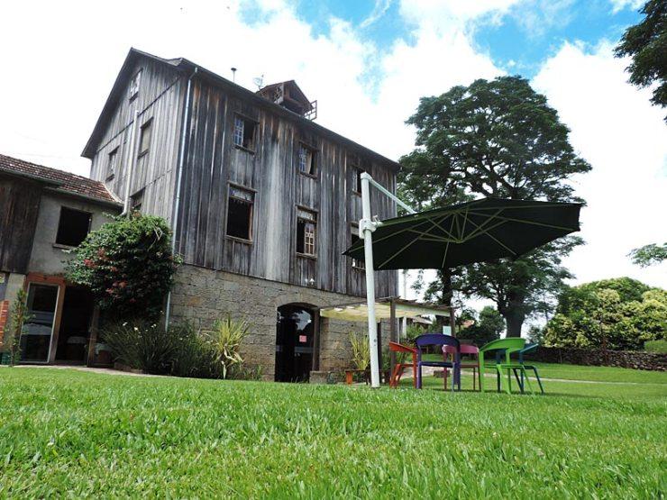 Caminhos de Pedra, Bento Gonçalves - Casa Vanni (Foto: Esse Mundo É Nosso)