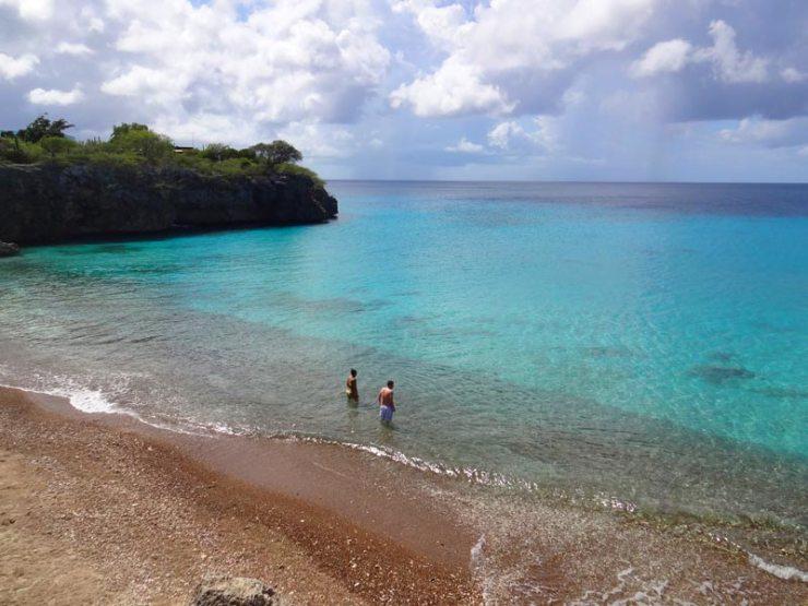 Melhores Praias de Curaçao: Jeremi (Foto: Esse Mundo É Nosso)