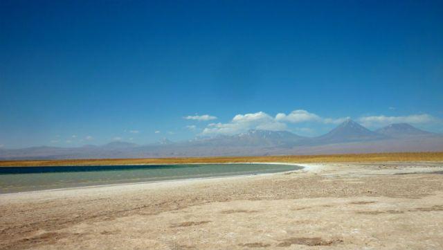 Laguna Cejar (Foto: Esse Mundo é Nosso)