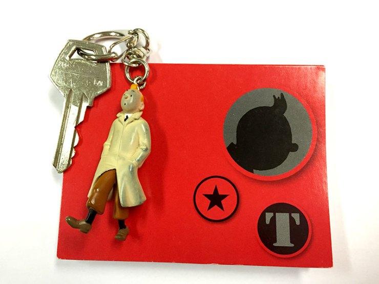 Boutique do Tintin em Bruxelas (Foto: Esse Mundo é Nosso)
