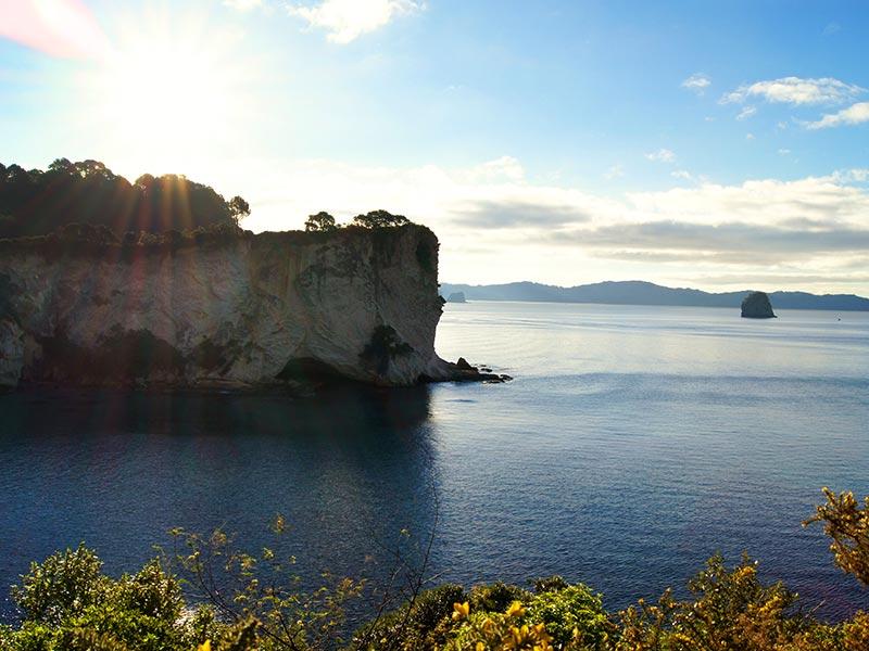 Cathedral Cove, Nova Zelândia (Foto: Esse Mundo É Nosso)