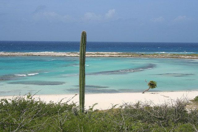 Praias de Aruba - Baby Beach [Foto: Ian Mackenzie (CC BY 2.0)]