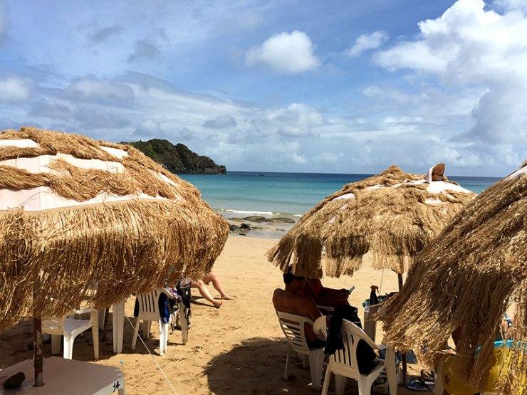 Bar do Pipoka em Fernando de Noronha (Foto: Esse Mundo é Nosso)