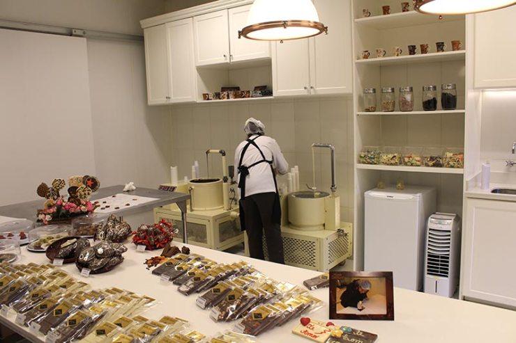 Mundo de Chocolate em Gramado (Foto: Esse Mundo É Nosso)