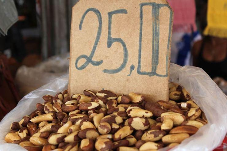 Mercado Ver-o-Peso em Belém (Foto: Esse Mundo É Nosso)