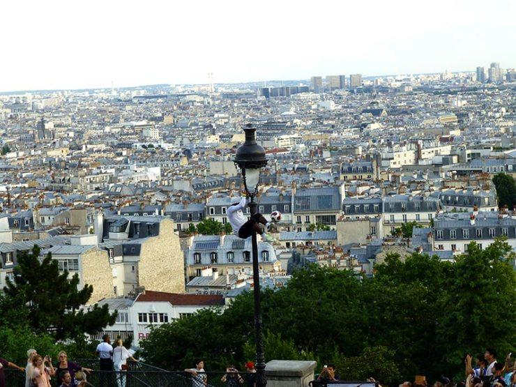 Vista de Paris (Foto: Esse Mundo é Nosso)