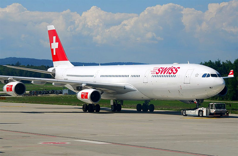 Como é voar Swiss International Airlines - Foto: Aero Icarus (CC BY-SA 2.0)