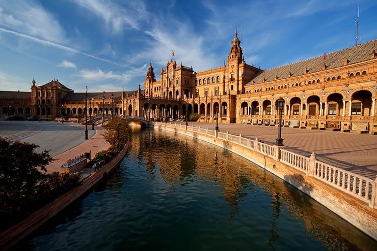 Cenários de Star Wars que existem de verdade - Sevilha, Espanha (Foto via Shutterstock)