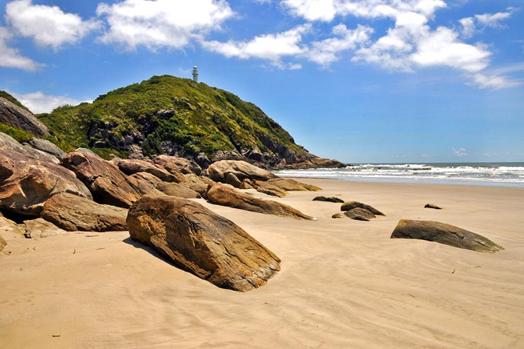 Ilhas do Brasil - Ilha do Mel (Foto via Shutterstock)