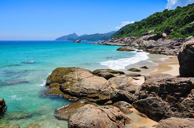 Ilhas do Brasil - Ilha Grande (Foto via Shutterstock)