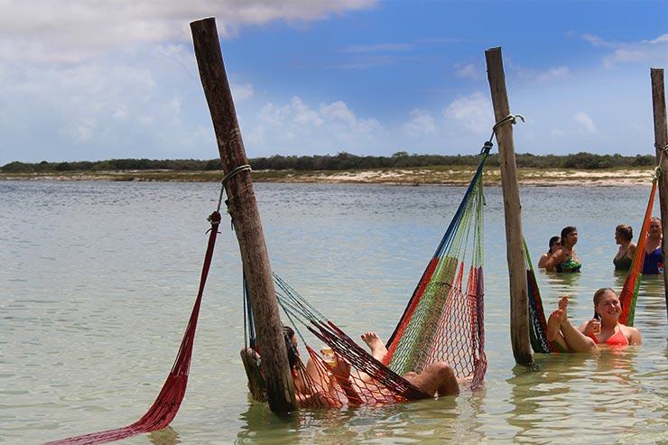 Passeio de buggy em Jericoacara até a Lagoa Azul e Lagoa do Paraíso (Foto: Esse Mundo É Nosso)