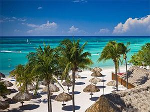 Dica de hotel em Aruba - Marriott (Foto: Divulgação)