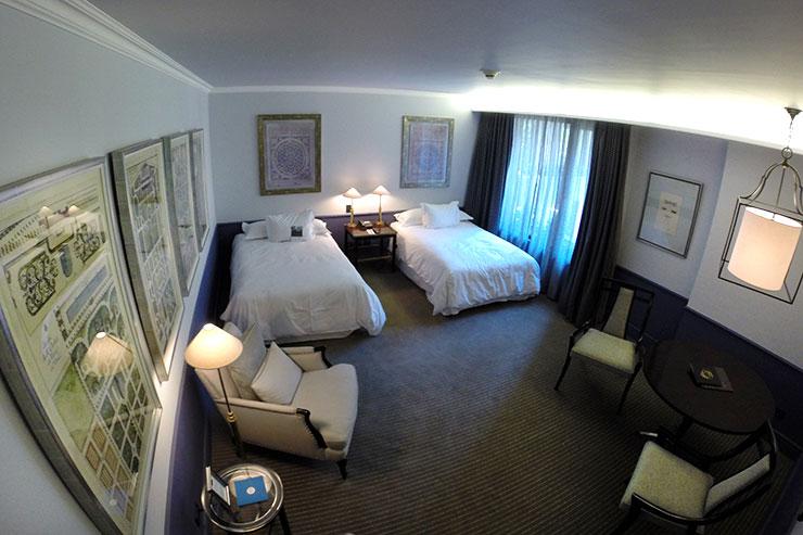 Onde ficar em Santiago: The Singular Hotel (Foto: Esse Mundo É Nosso)