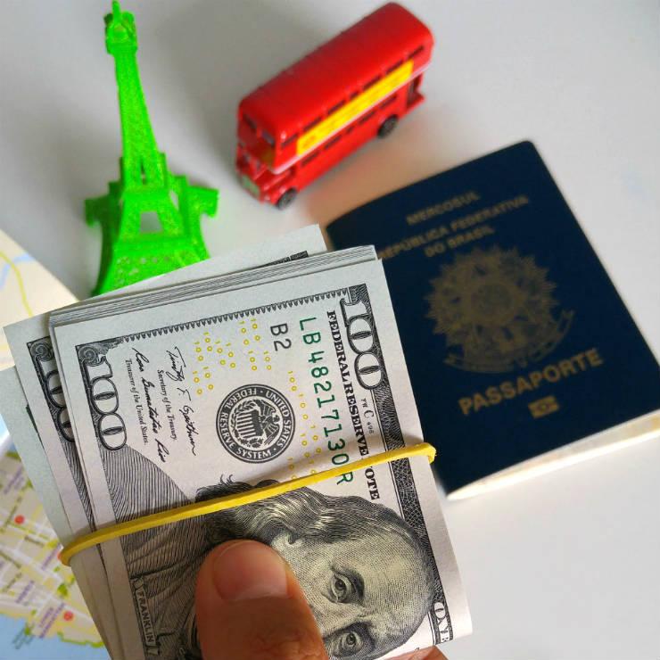 Dicas para comprar dólares e outras moedas (Foto: Esse Mundo É Nosso)