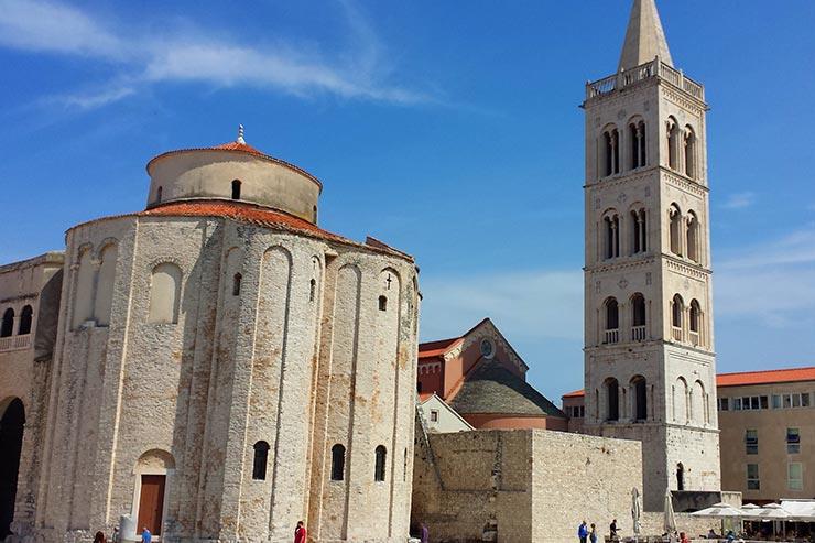 Igreja de São Donato - Dicas de Zadar (Foto: Esse Mundo É Nosso)