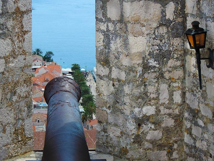 Dicas de Hvar - Fortica Spanjola (Foto: Esse Mundo É Nosso)