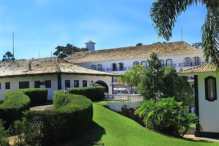 San Raphael Country Hotel (Foto: Esse Mundo É Nosso)