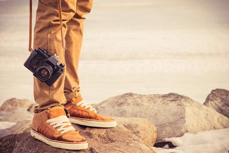 Podem tirar tudo de mim, menos as viagens que eu fiz (Foto via Shutterstock)