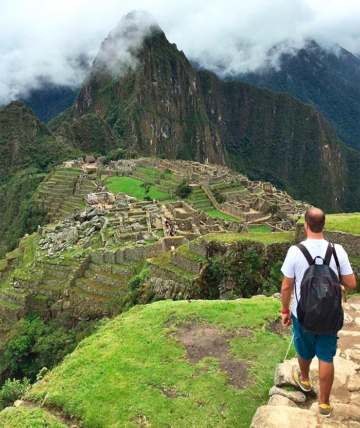 Viajar pra Machu Picchu (Foto: Esse Mundo É Nosso)