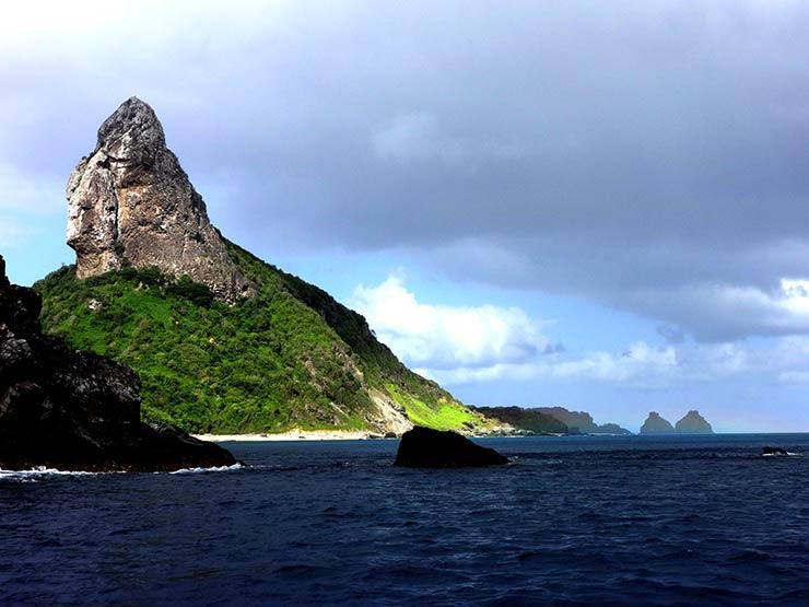 Passeio de barco em Fernando de Noronha (Foto: Esse Mundo é Nosso)