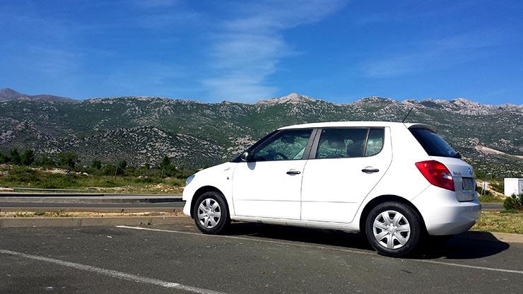 Alugar carro na Croácia (Foto: Esse Mundo É Nosso)