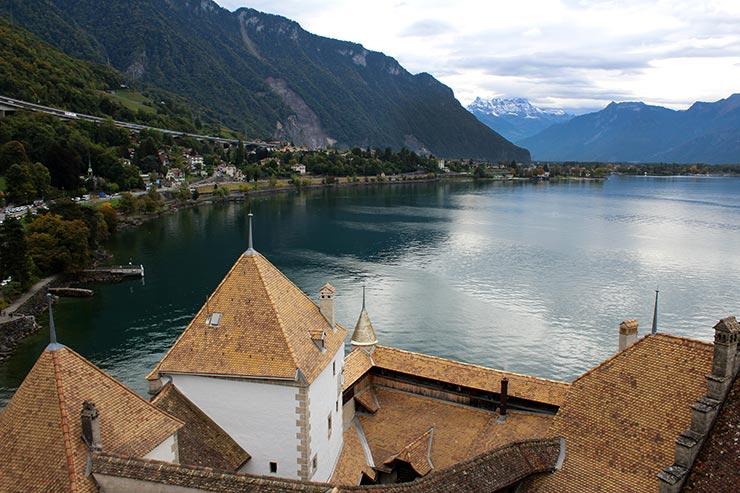 O que fazer em Montreux - Castelo de Chillon (Foto: Esse Mundo É Nosso)