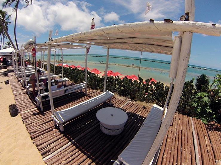 Barracas de praia de Maceió: Praêro (Foto: Esse Mundo É Nosso)