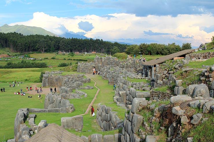 Sítios Arqueológicos em Cusco - Sacsayhuamán (Foto: Esse Mundo É Nosso)
