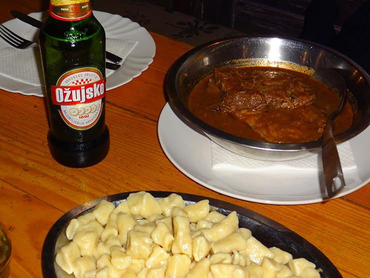 Onde comer em Split, Croácia - Palácio de Diocleciano (Foto: Esse Mundo É Nosso)