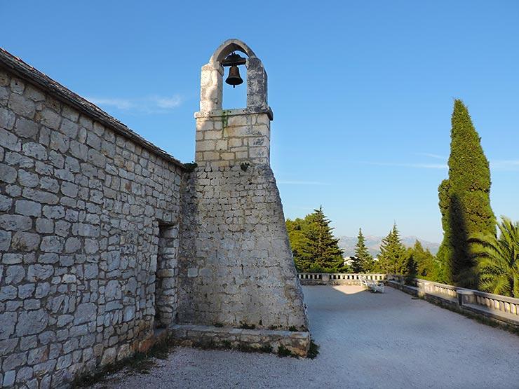 O que fazer em Split, Croácia - Marjan (Foto: Esse Mundo É Nosso)