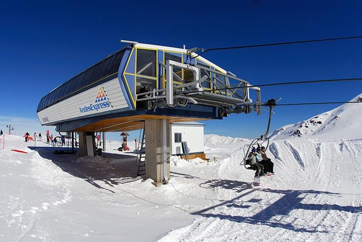 Valle Nevado - Novidades para 2016 (Foto: Divulgação)