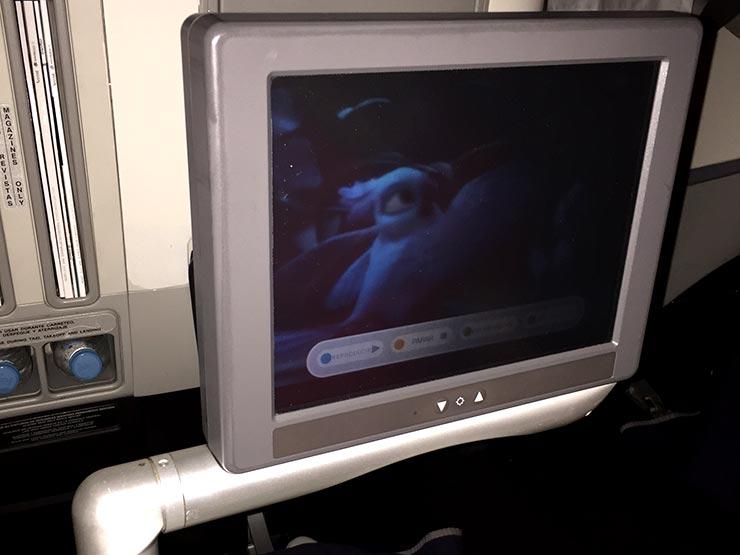 Classe executiva da Aeromexico (Foto: Esse Mundo é Nosso)