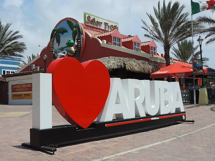 Onde comer em Aruba (Foto: Esse Mundo é Nosso)