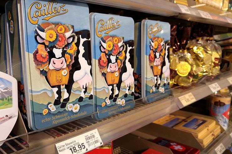 Onde comprar chocolate na Suíça e de que marca? (Foto: Esse Mundo É Nosso)