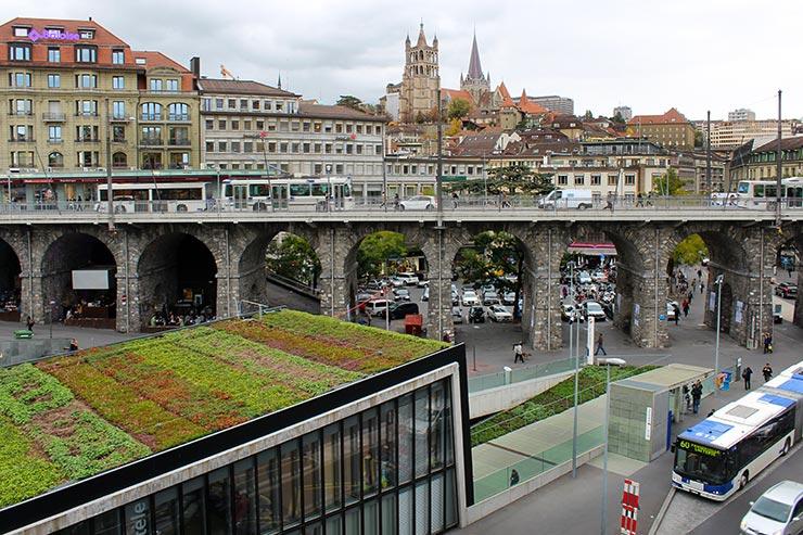Dicas de Lausanne, Suíça (Foto: Esse Mundo É Nosso)