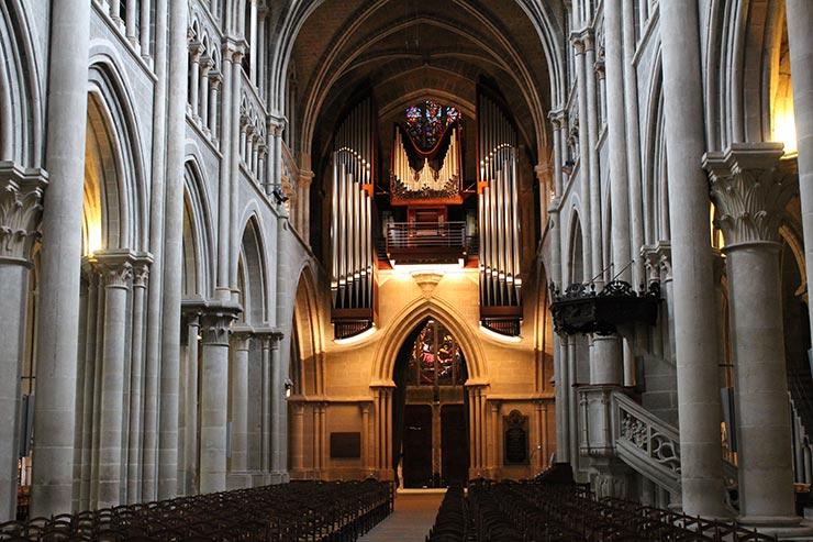 Dicas de Lausanne, Suíça - Catedral de Lausanne (Foto: Esse Mundo É Nosso)