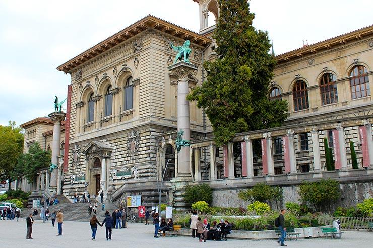 Dicas de Lausanne, Suíça - Palais de Rumine (Foto: Esse Mundo É Nosso)