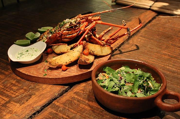 O que fazer em Itacaré: Restaurante do Vila Barracuda (Foto: Esse Mundo É Nosso)
