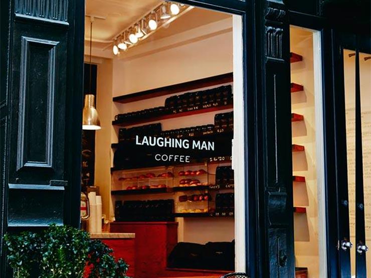 Laughing Man Coffee (Foto: Reprodução/Facebook)