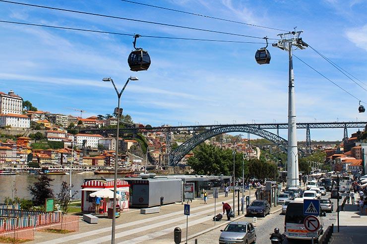 Cidades de Portugal - Vila Nova de Gaia (Foto: Esse Mundo É Nosso)