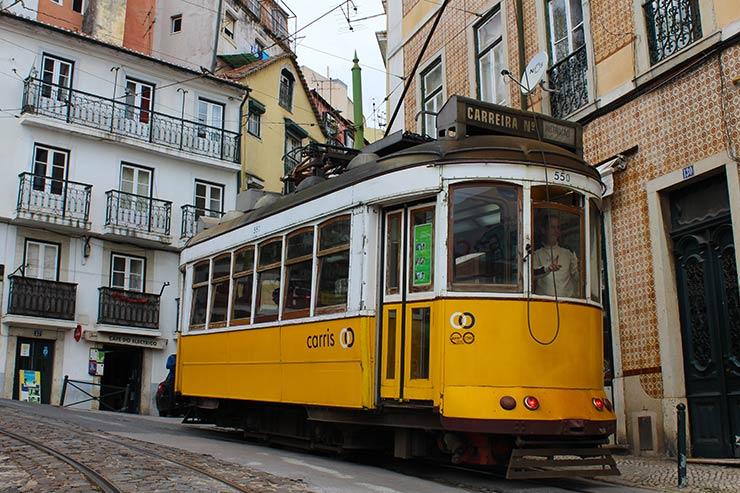 Cidades de Portugal - Lisboa (Foto: Esse Mundo É Nosso)