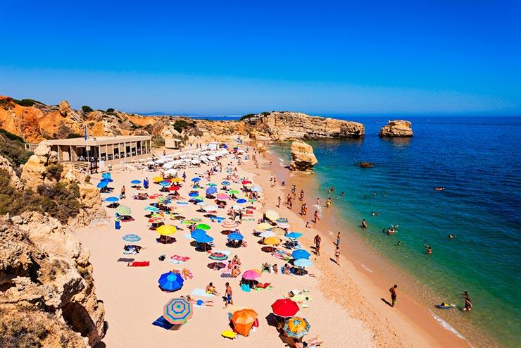 Cidades de Portugal - Albufeira (Foto via Shutterstock)